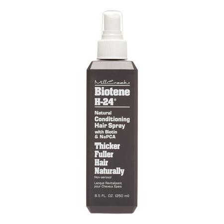 Mill Creek Biotene H-24 Condition Hair Spray, 8.5 Oz