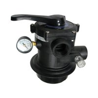 Jacuzzi 39263020K 7-Position Clamp Style Dial Valve with Unions