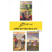 Harlequin Love Inspired June 2017 - Box Set 2 of 2 - eBook