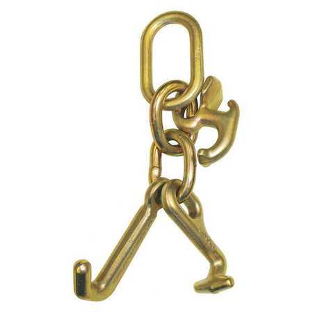 - B/A PRODUCTS CO. 11-7CL Hook Cluster, Mini J, R and T, 4700Lb