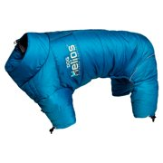 Pet Life Helios Thunder-Crackle Full-Body Waded-Plush Adjustable and 3M Reflective Dog Jacket