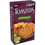 Keebler Toasted Savory Onion Crackers, 8 Oz.