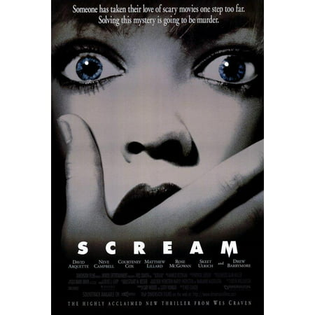 Scream (1996) 27x40 Movie Poster