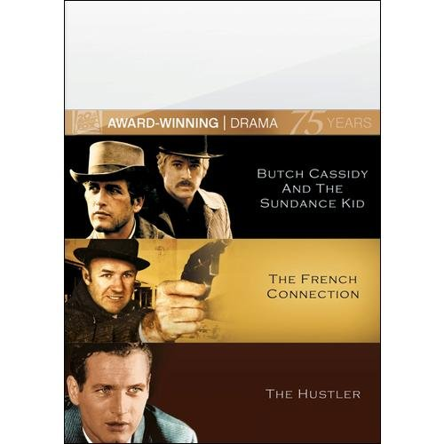 Butch Cassidy And The Sundance Kid / The French Connection / The Hustler
