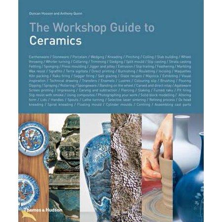 The Workshop Guide to Ceramics (Hardcover) (Ceramic Guide)