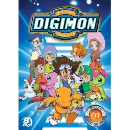 Digimon: Digital Monsters - The Offical First Season (Full Frame)