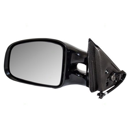 BROCK Power Side View Mirror Smooth Driver Replacement for 97-03 Pontiac Grand Prix