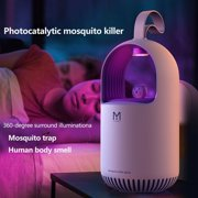 Mosquito Killer Little Devil 360 ° Surround Illumination Vortex Strong Suction Comfortable Silent Usb Baby Home Physical Mosquito Killer