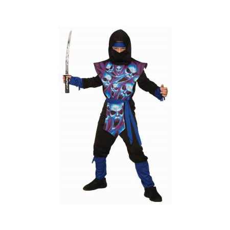 Boys Ghost Ninja Halloween Costume - Ghost Bride Costume For Halloween