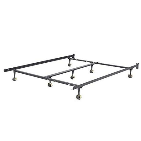 Classic Brands Hercules Universal Heavy-Duty Metal Bed Frame | Adjustable Width Fits Twin, Twin XL, Full, Queen, King, California King - image 1 of 1