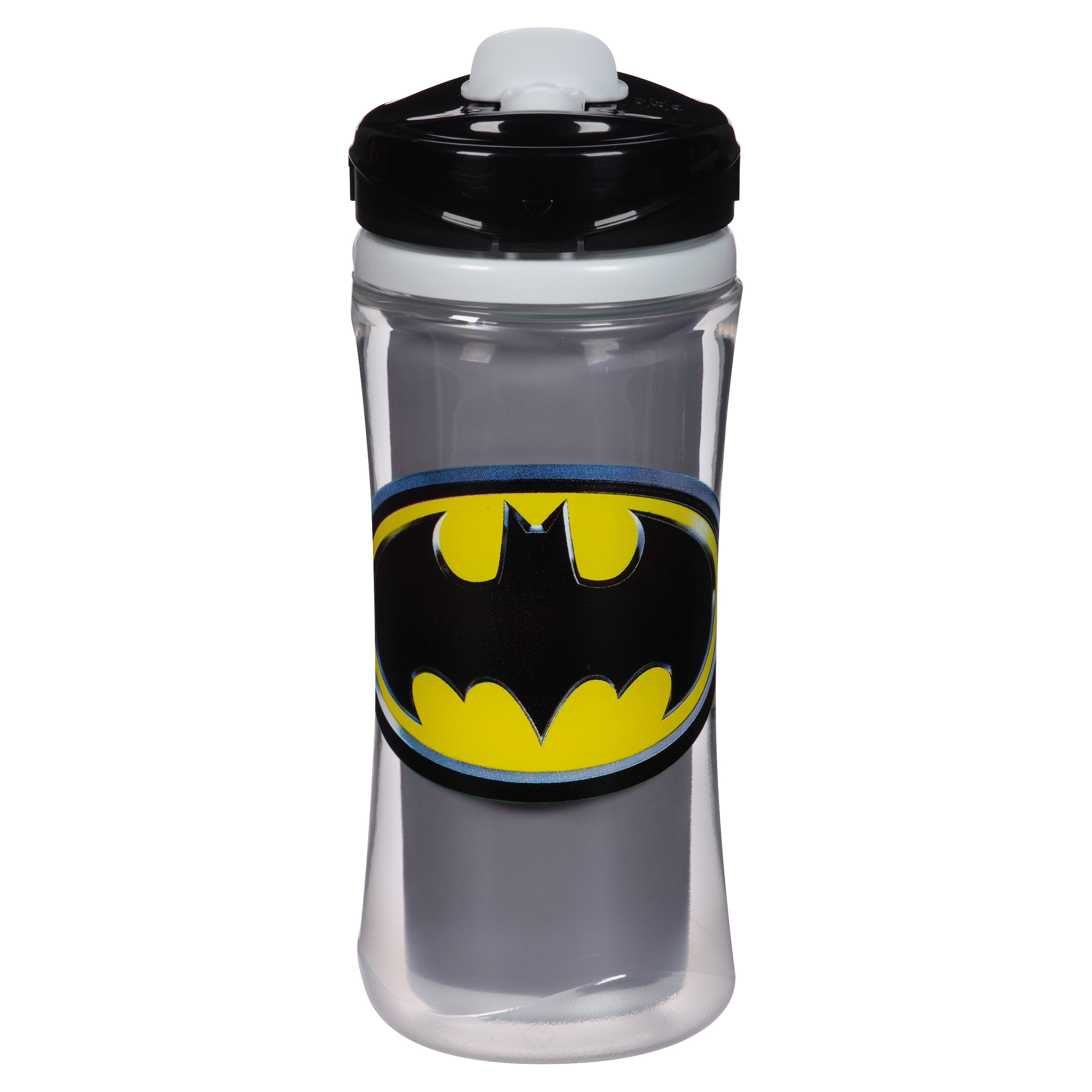 Playtex Sipsters Batman Stage 4 Insulated Sport Spout Sippy Cup 12oz 1-Pack Assorted Patterns