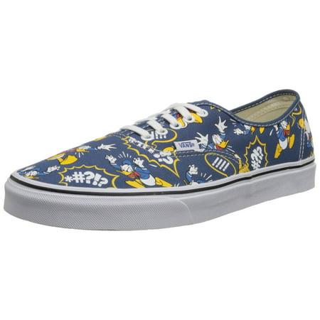 a663d7290c Vans - Vans Unisex Disney Donald Duck Skate Shoes-Donald Duck Navy ...