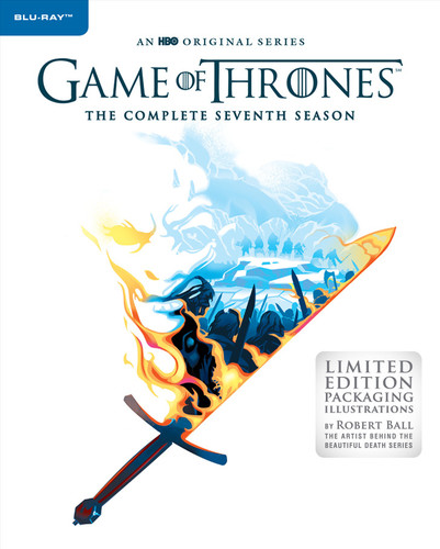 Game Of Thrones: Season 7 (Limited Edition Blu-ray + Digital Copy)
