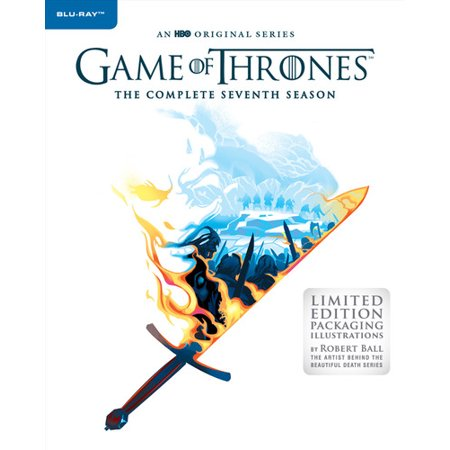 Game Of Thrones: Season 7 (Limited Edition Blu-ray + Digital Copy) - Nickelodeon Game Shows