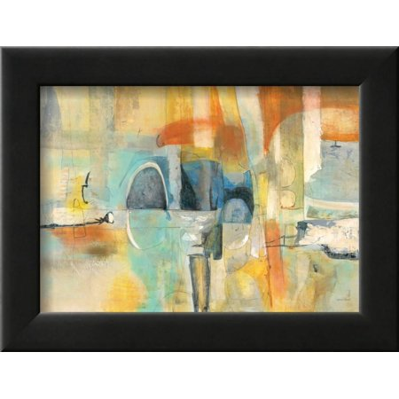 Today\'s Dream Framed Premium Giclee Print Wall Art By Gabriella ...