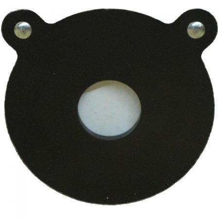AR500 Steel Target Bullseye Gong 1/4  Thick for Pistols (Target Within a Target) ShootingTargets7 AR500 Steel Target Bullseye Gong 1/4inch Thick for Pistols (Target Within a Target)  ShootingTargets7