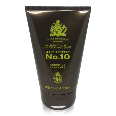Truefitt & Hill No 10 Sensitive Shave Gel 4.2 oz.