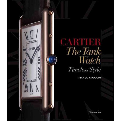 Cartier the Tank Watch: Timeless Style