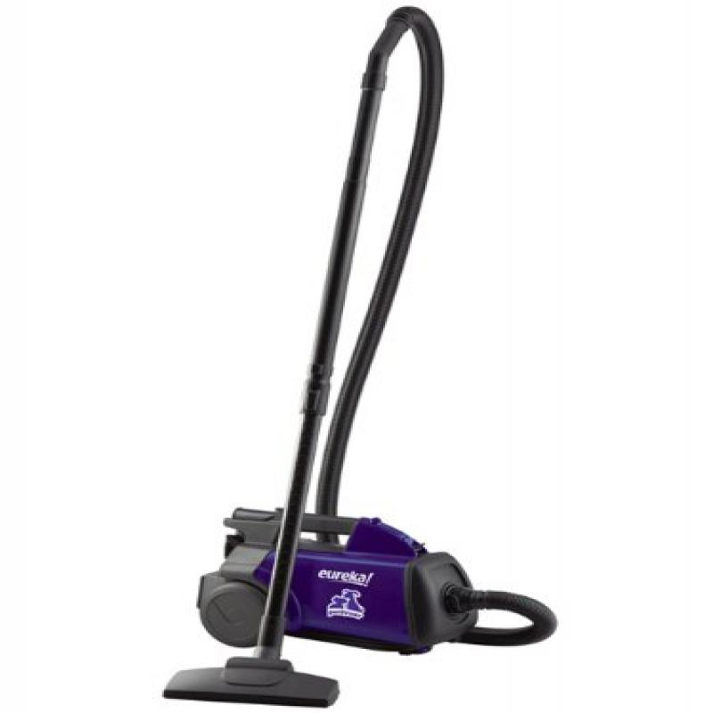 Eureka Mighty Mite Canister Vacuum with Pet Attachments, ...