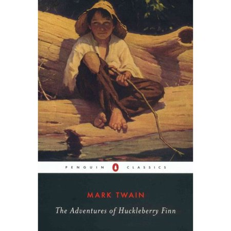 The adventures of Huckleberry Finn?