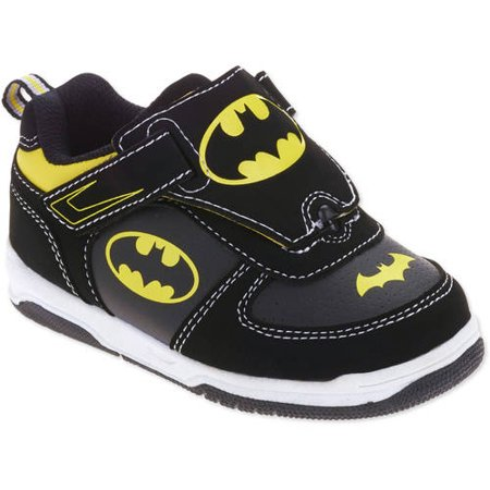 Batman Toddler Boys Athletic Shoe - Walmart.com