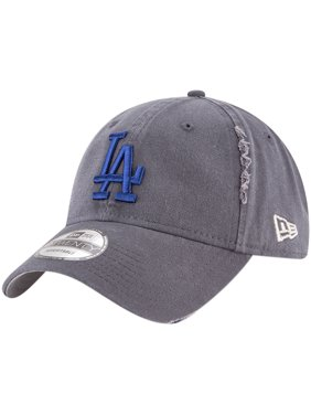 Product Image Los Angeles Dodgers New Era Rip Right 9TWENTY Adjustable Hat  - Gray - OSFA abcf3a83962