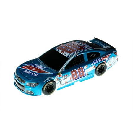 Jeff Gordon Nascar Racing (NASCAR Authentics 2017 Dale Earnhardt Jr. #88 Mountain Dew 1:24 Scale Lionel Racing)
