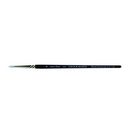 Colour Shaper Grey Tip Taper Point Brush #0