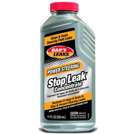 (9 Pack) Bar's Leaks Power Steering Stop Leak (Blue Devil Power Steering Stop Leak Reviews)
