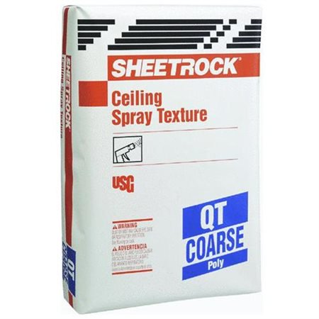 (Sheetrock QT Aggregate Ceiling Spray Texture)