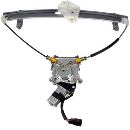 Driver Side Front Left WPR5879LM Power Window Motor and Regulator For 2004-2008 Acura - Acura Tl Replacement Driver