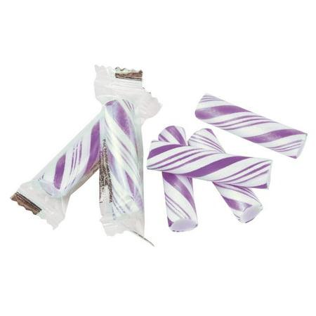 Purple Mini Hard Candy Sticks