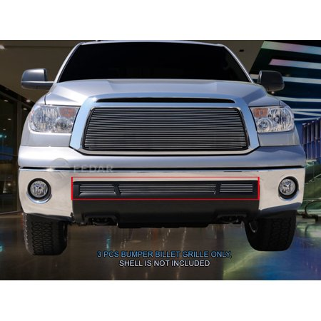 Fedar Lower Bumper Billet Grille For 2010-2013 Toyota Tundra