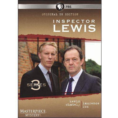 Mystery!: Inspector Lewis 3 by PARAMOUNT HOME ENTERTAINMENT