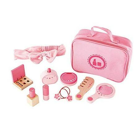Hape Beauty Belongings Kid's Wooden Cosmetics Pretend Play Kit - E3014 - image 3 de 3