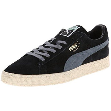 PUMA Men's Suede Classic Natural Calm Retro Lace Up Shoes Sneakers, 3 Colors