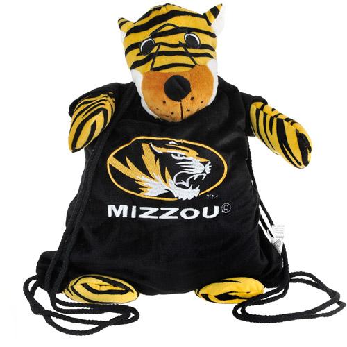 NCAA Backpack Pal - University of Missouri Tigers