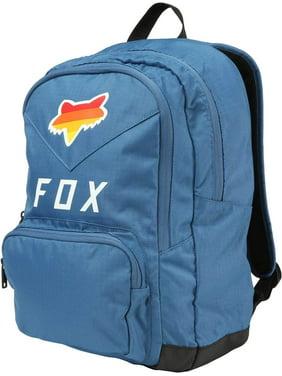 5bbd2faa3e0f4 Product Image Fox Racing Draftr Head Lock Up Backpack Travel School BOOK  Bag DUSTY BLUE