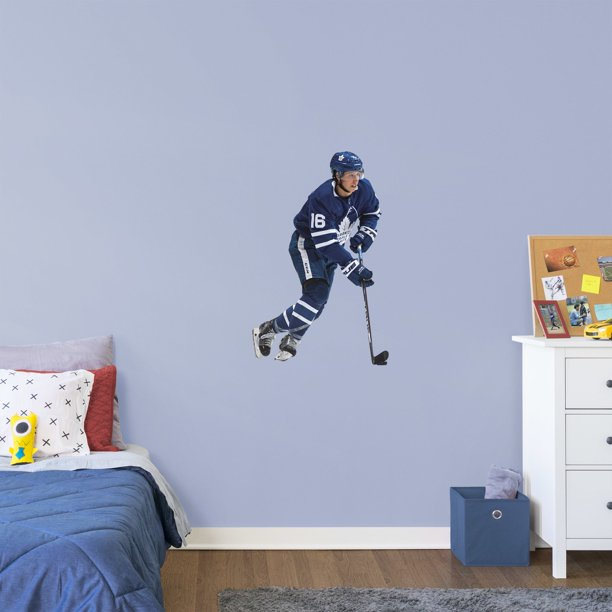 Fathead Mitch Marner X Large Officially Licensed Nhl Removable Wall Decal Walmart Com Walmart Com