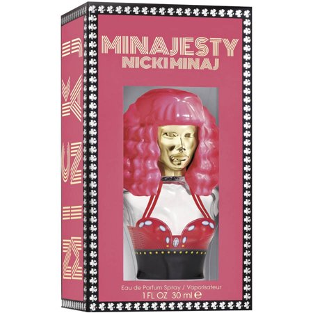 Nicki Minaj Minajesty Eau de Parfum Spray, 1.0 fl oz