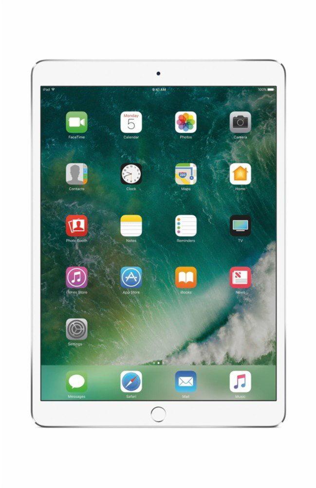 Apple 10.5-inch iPad Pro Wi-Fi 512GB (2017 Model), Silver