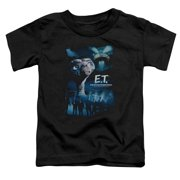 ET the Extra Terrestrial Going Home Little Boys Shirt