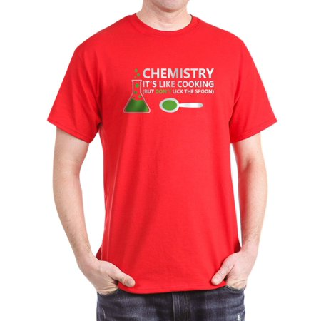 d55c66d2 CafePress - CafePress - Funny Chemistry Sayings T-Shirt - 100% Cotton T- Shirt - Walmart.com