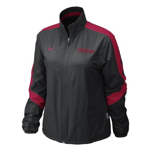 Nike Stanford Cardinal Women's Zone Blitz Full Zip Jacket