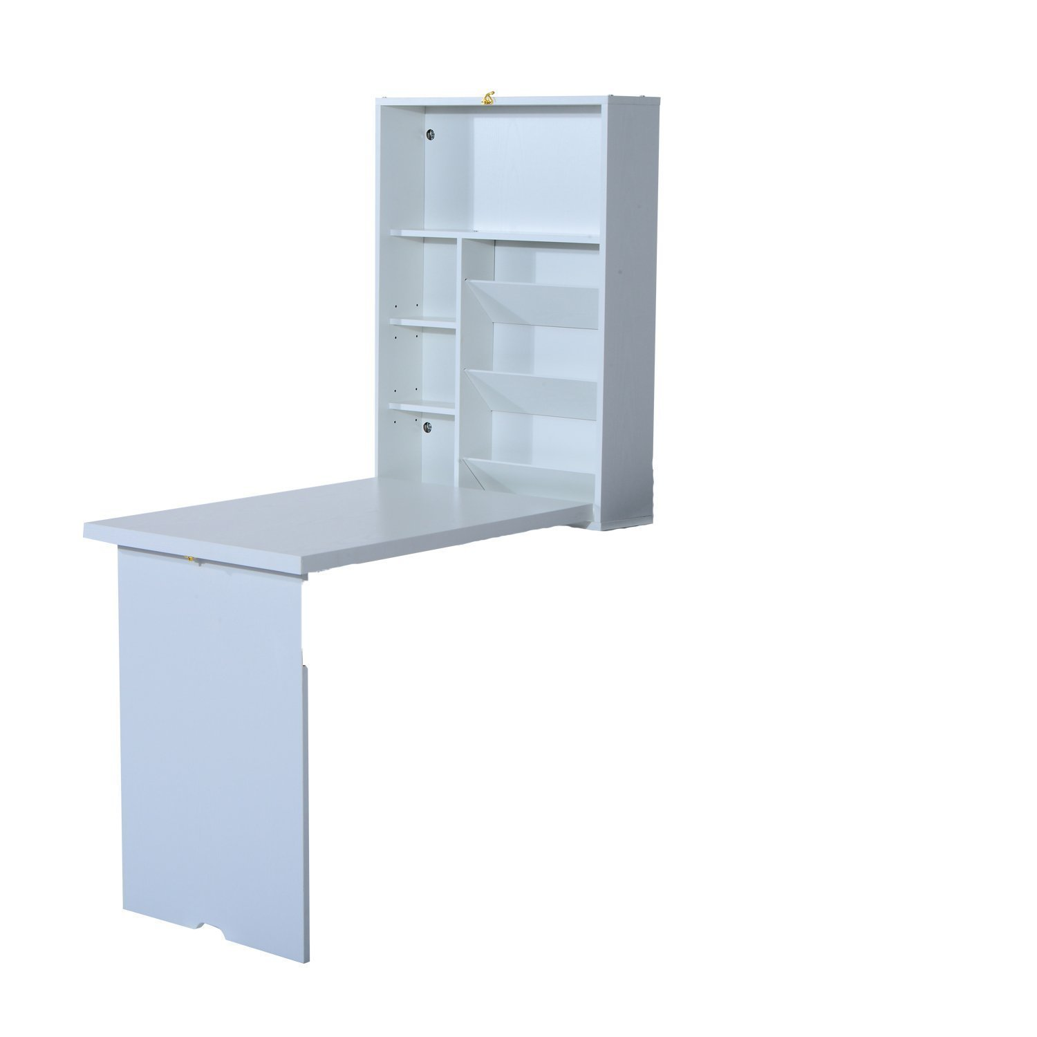 asp desktop mount storage hang desk with up floating white desks hutches in mounted and wall