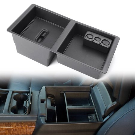 GZYF Center Console Insert Organizer Tray for GM Vehicles, Front Floor Insert Tray Replace 22817343 ()