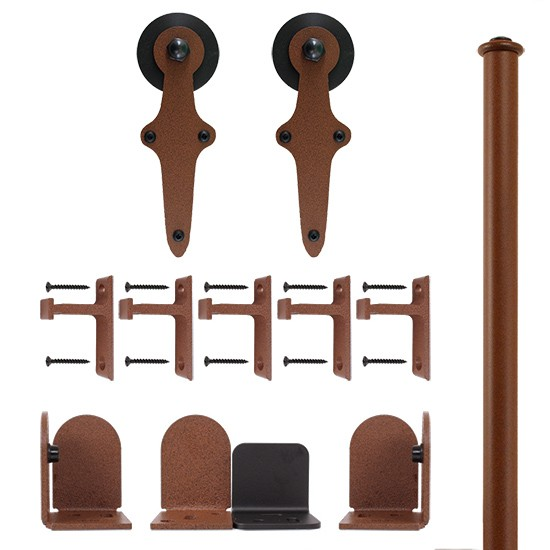 6 Ft. Wright Hardware Kit New Age Rust
