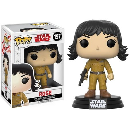 Rose Pop (FUNKO POP! STAR WARS: THE LAST JEDI - ROSE)