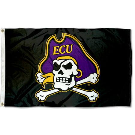 East Carolina University Pirates Pirate Flag