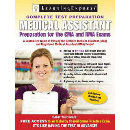 - Medical Assistant Exam - eBook